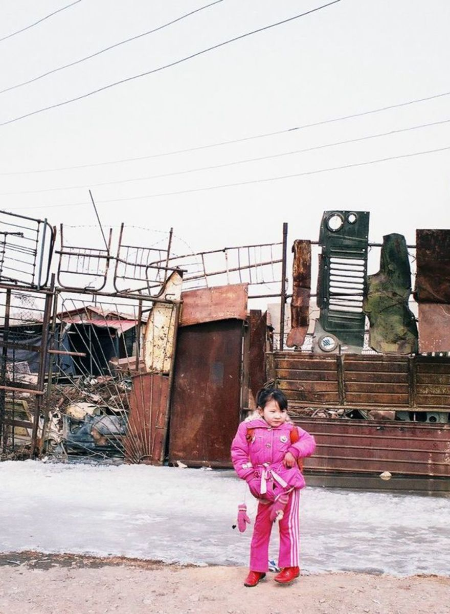 La rareza humana de Mongolia