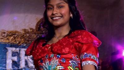 Peruvian Folk Bling