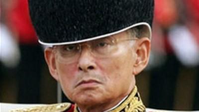 Als je het Thaise koningshuis beledigt draai je voor lange tijd de bak in