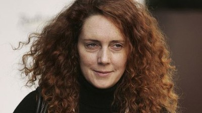 People Who Have Been Arrested Fewer Times than Rebekah Brooks