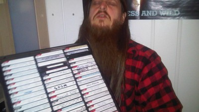 A Fist in the Face of God Presents... DJ Fenriz's Dance Mix