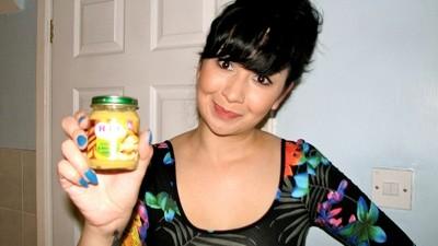 Girl Eats Food - Babied Ribs