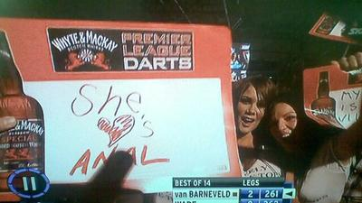 Is Darts the New Wrestling?