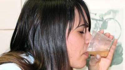 Gárgaras urinarias