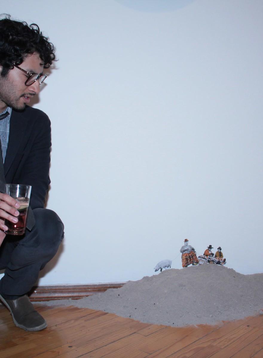 Vice Gallery presenta: Pablo Delgado y Fernando Pizarro