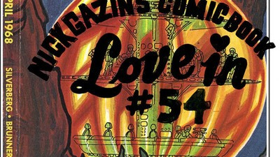 Nick Gazin's Comic Book Love-In #54