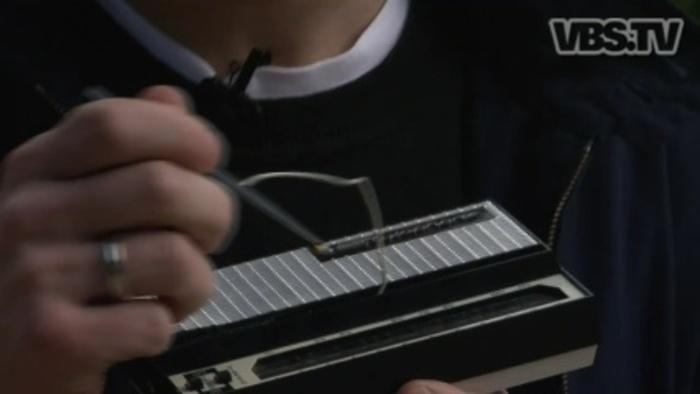 The Stylophone