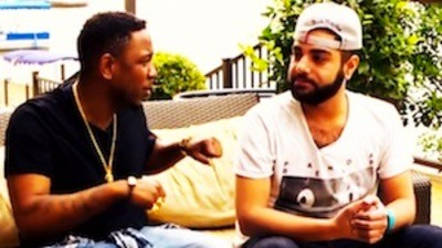 Rap Show - Hima From Das Racist and Kendrick Lamar