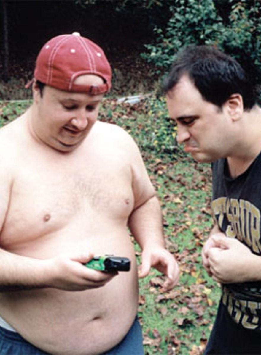 Steve & Donny