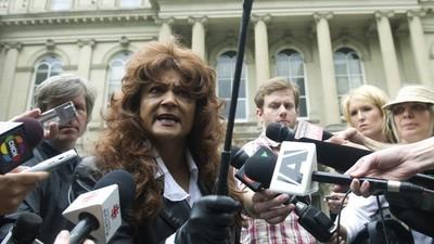 Conozcamos a la dominatrix que defiende a las prostitutas de Canadá