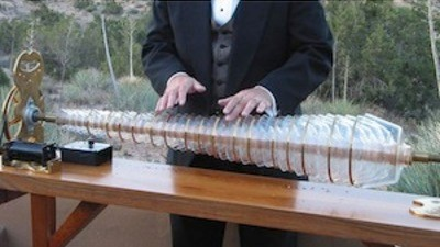 Learning to Play the Glass Armonica
