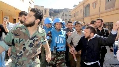 Aggiornamenti dalla Siria, undicesima settimana