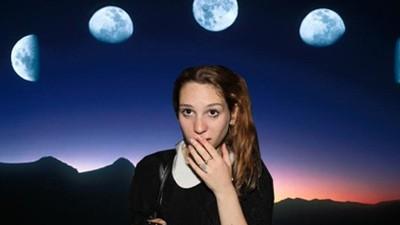 Choros de niñas bonitas - El mito de la luna llena