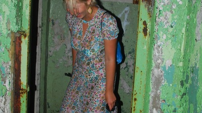 Awkward First Date in the Abandoned Soviet Military Complex