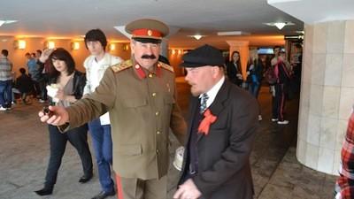 A caccia di regali con Stalin