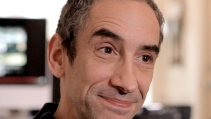 Douglas Rushkoff in Real Life
