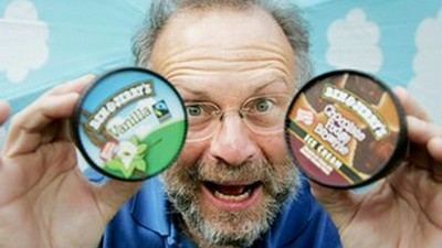 A Chat About Occupy with Jerry Greenfield of Ben & Jerry's Ice Cream