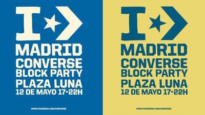 La Converse Block Party es la respuesta a tus sueños