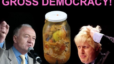 The Gross Jar Comes to the People!