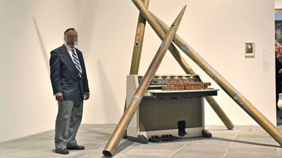 No Fluff in Their Stuff: Museum Guards Review the Whitney Biennial