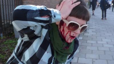 Teenage Riot: Primero de Mayo en Eskilstuna