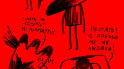 Fumetti di Maicol & Mirco