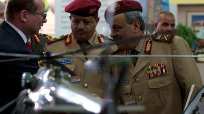 Returning to SOFEX, Post-Arab Spring