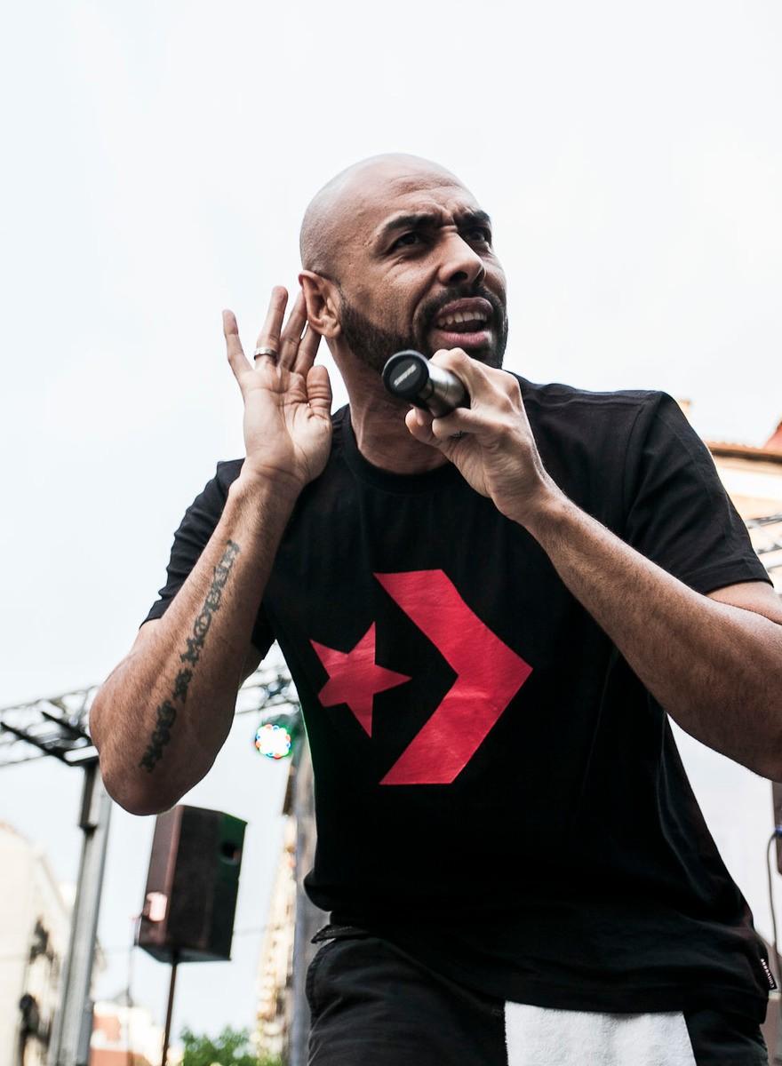 Fotos de la Converse Block Party de Madrid