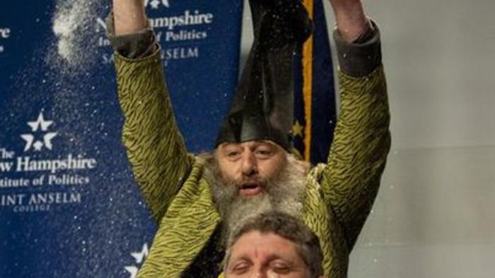 Now I'm a Meme: Vermin Supreme