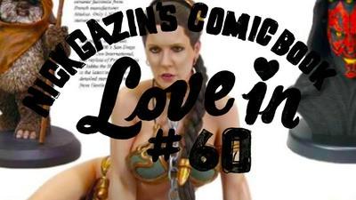 Nick Gazin's Comic Book Love-in #60