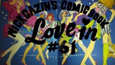 Nick Gazin's Comic Book Love-in #61