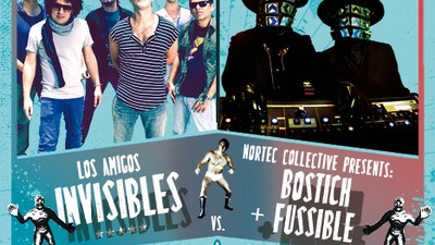 Noche de Campeonato: Los Amigos Invisibles vs. Bostich Fussible