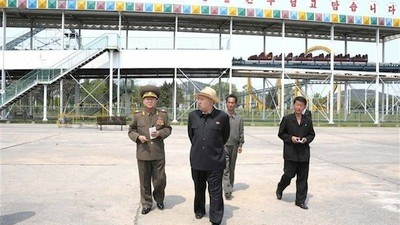 Kim Jong-Un Reads VICE!