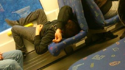 Swedish Feminists Are So Bored They're Telling Men How to Sit on the Bus