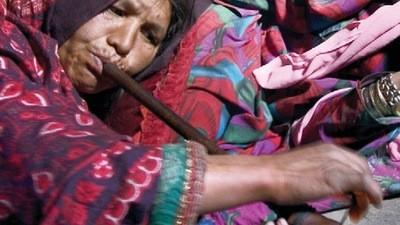 Los pechos opiáceos de Afganistán
