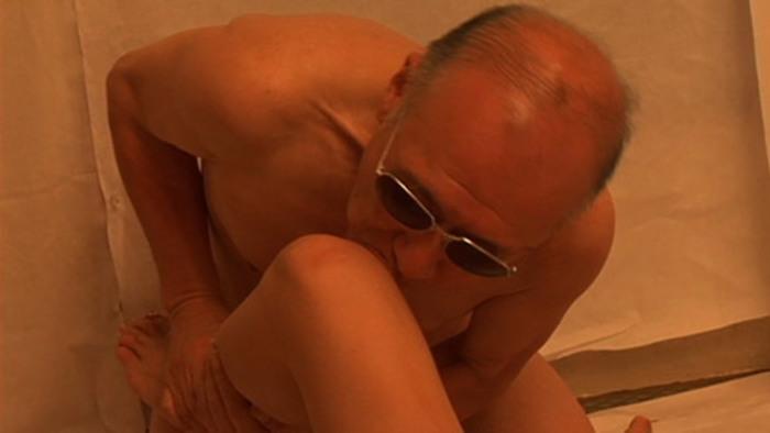 Porno japonés senior