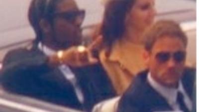 A$AP Rocky hace de JFK en el nuevo video de Lana del Rey