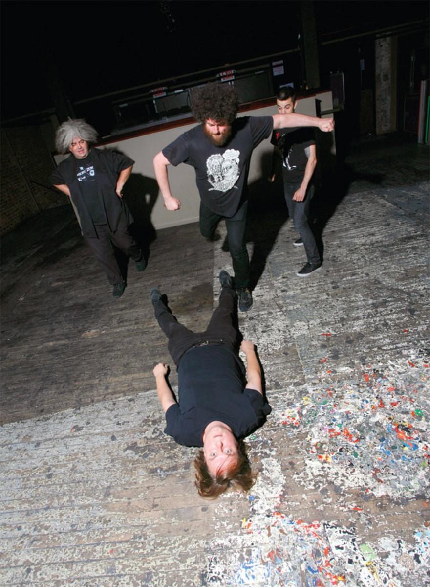 Melvins/Kick/Tick/Mick