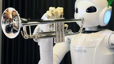 Compositores robóticos