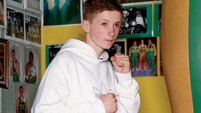 Vice Fashion - Repton Boxing Club, London