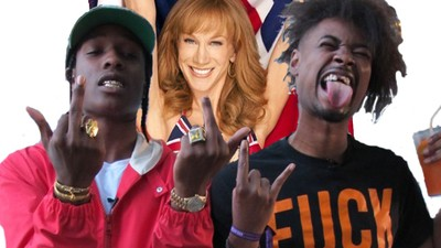 The Top Ten Hip-Hop Threesomes We Wish Existed