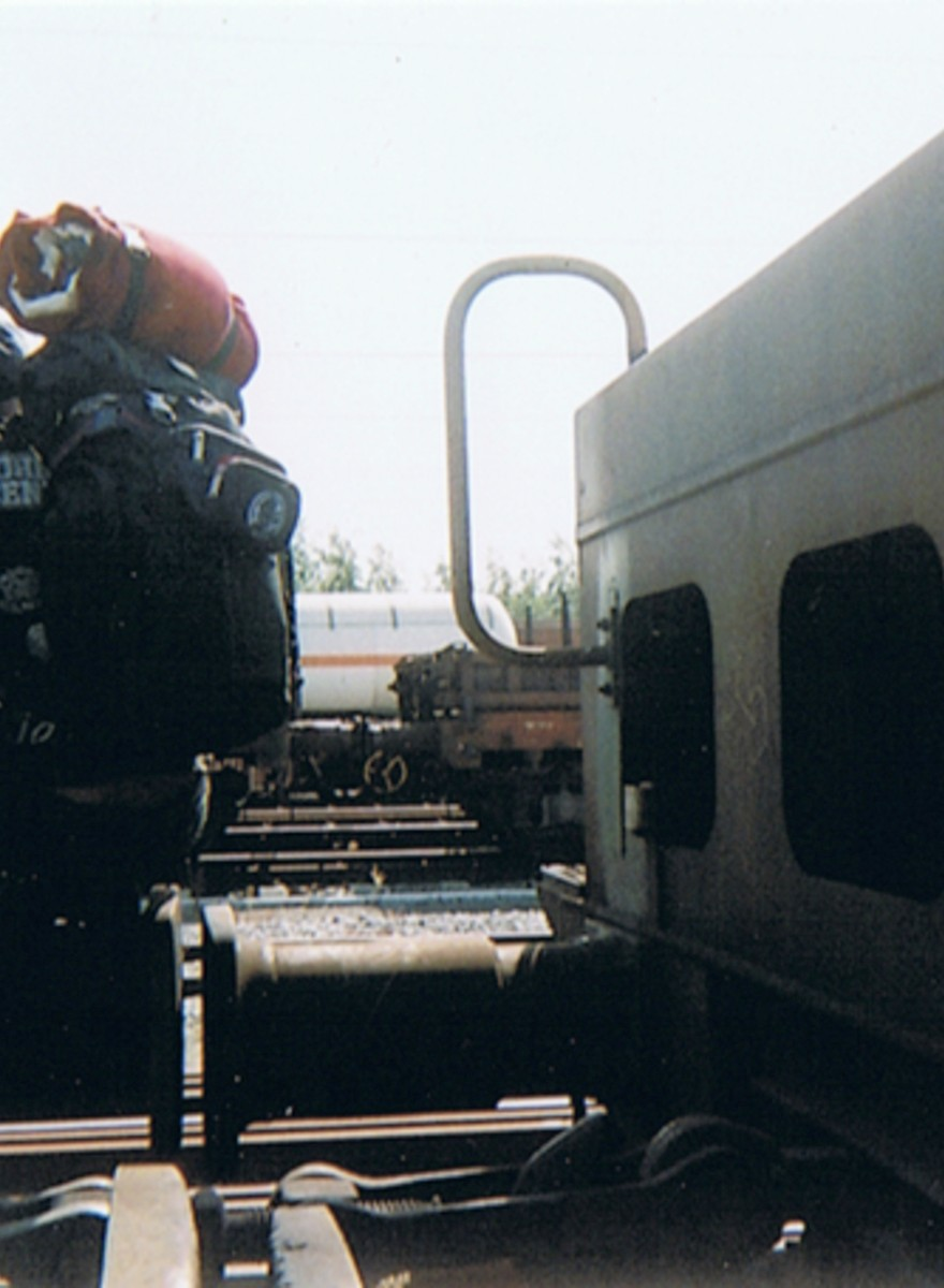 Trainhopping in Europa
