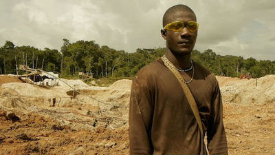 La fiebre del oro que está destruyendo las selvas en Surinam