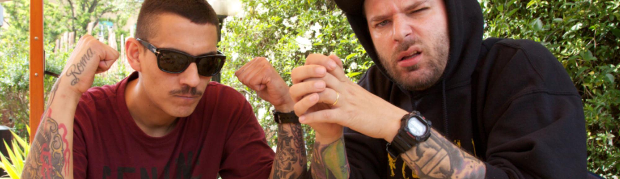 Noyz Narcos & Metal Carter