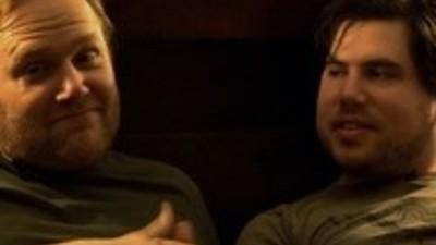 Brian e John
