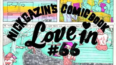 Nick Gazin's Comic Book Love-in #66