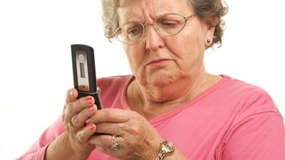 Etiqueta digital para cibernautas mais velhos