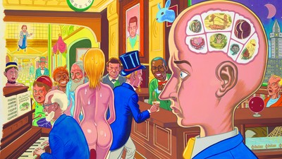 Checking in with Clowes