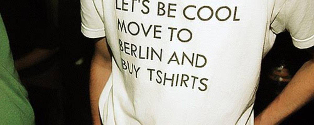 Iedereen haat kunstenaars, en in Berlijn haten kunstenaars zelfs kunstenaars
