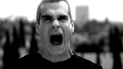 Big Surprise - Henry Rollins Can Reform Health Care, Man!